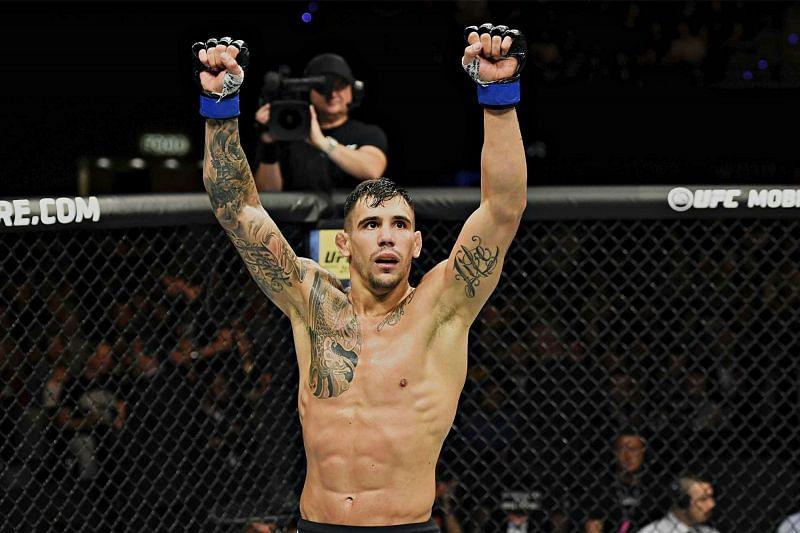 #2 UFC light heavyweight fighter Aleksandar Rakic wants a title shot