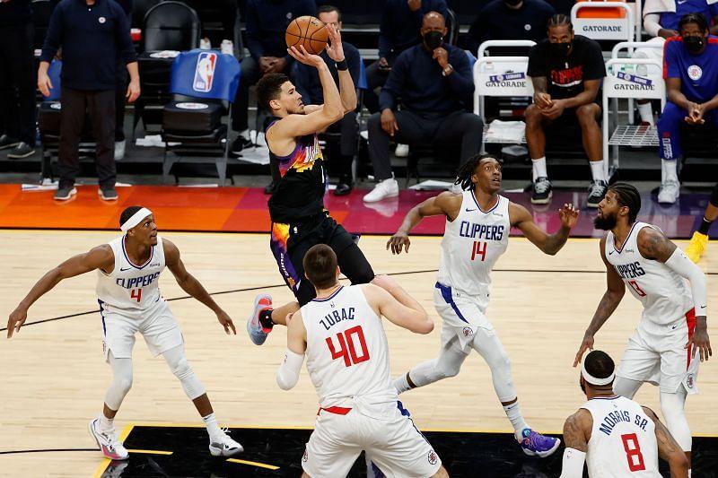 LA Clippers vs Phoenix Suns