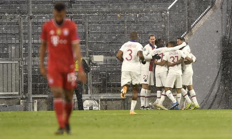 Paris Saint-Germain claimed the spoils in a crazy five-goal thriller in Munich