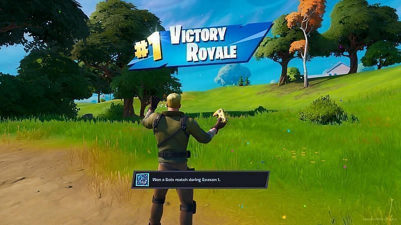 Victory Royale (Image via Wikipedia)