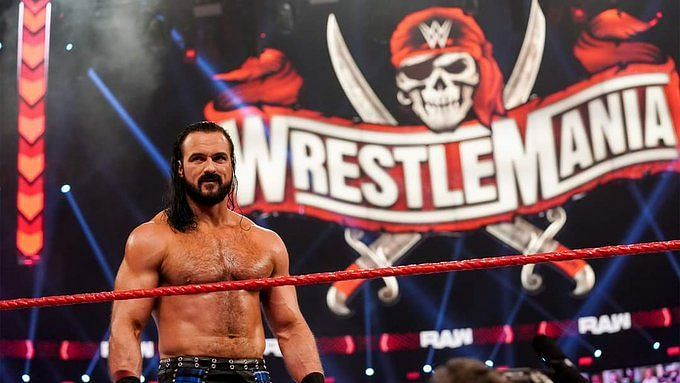 Drew McIntyre has unleashed the Beast within before WrestleMania