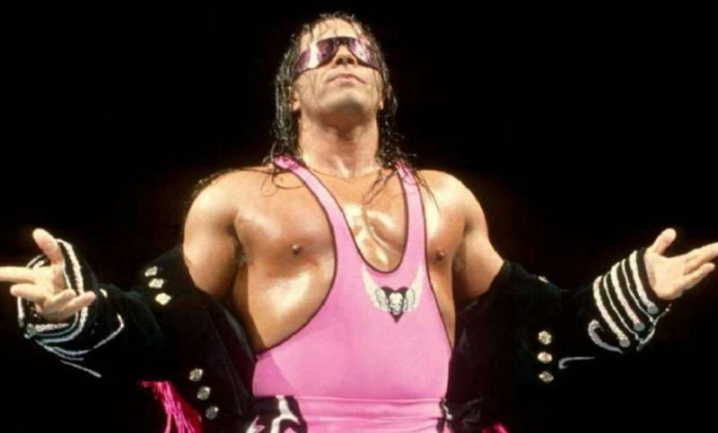Bret Hart is widely considered to be one of the greatest of all time (Credit: WWE)