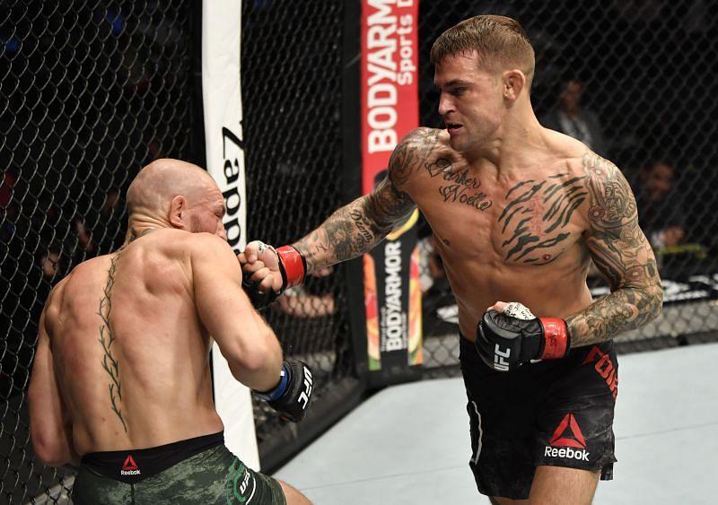 UFC 257: McGregor vs. Poirier 2