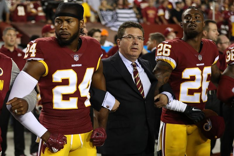 Washington Football Team owner Daniel Snyder