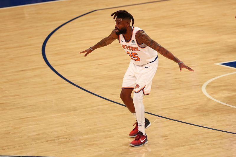 Nerlens Noel of the New York Knicks