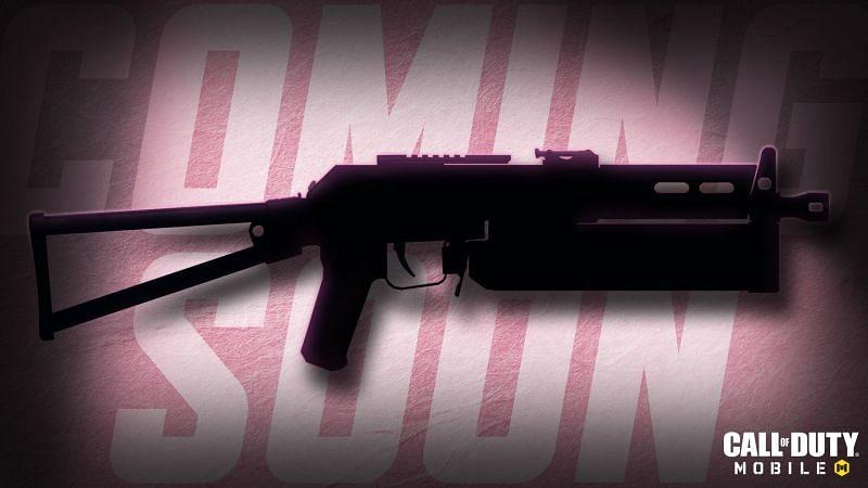 The PP19 Bizon should be coming in Season 3 (Image via Activision)