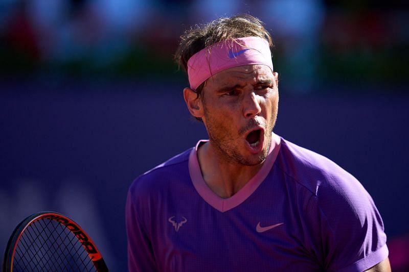 Stefanos Tsitsipas will next face Rafael Nadal.