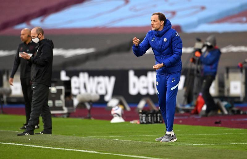 West Ham United vs Chelsea - Premier League