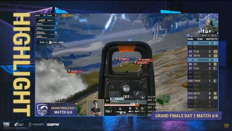 PMPL Season 3 Thailand Finals day 1