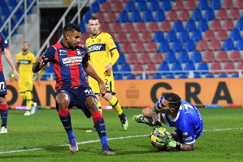 Anything but a win will get Crotone relegated on Saturday