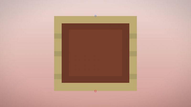 Item frame illustration (Image via sticknodes.com)