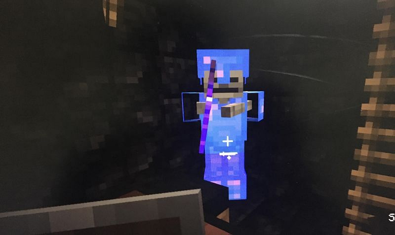 Top 5 most rare incidents in Minecraft