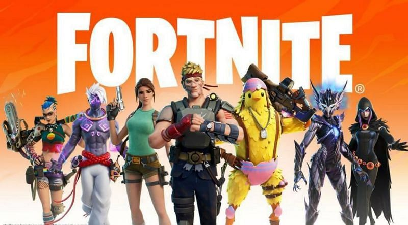 Fortnite servers are down as players fail to log in to the game