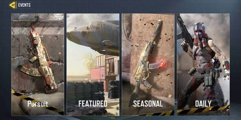 """Select """"Featured"""" from the menu (Image via Activision)"""