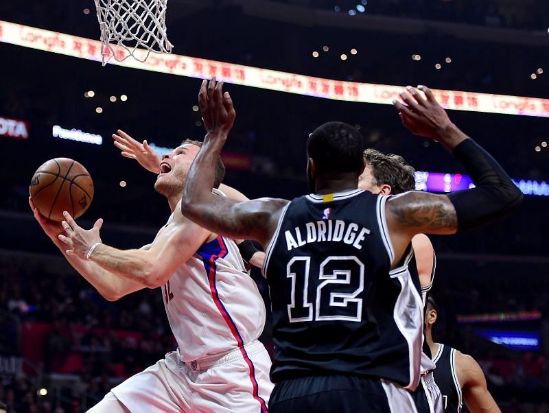 Blake Griffin and LeMarcus Aldridge signed for the Brooklyn Nets via the buyout market.
