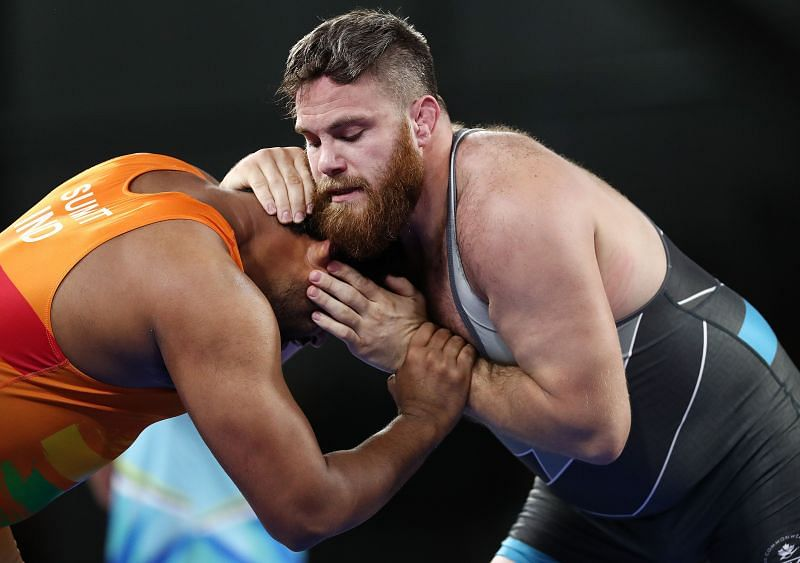 Indian Greco-Roman wrestlers failed to win a single medal in Asian Championships opening day