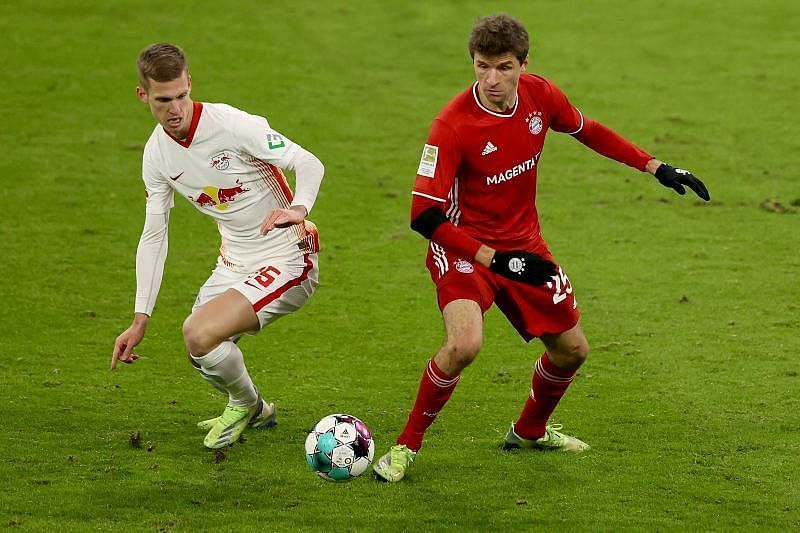 Bayern and Leipzig meet in a potential title-deciding clash on Saturday