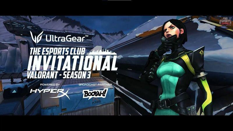 TEC Invitational Valorant by The Esports Club (Image by The Esports Club)