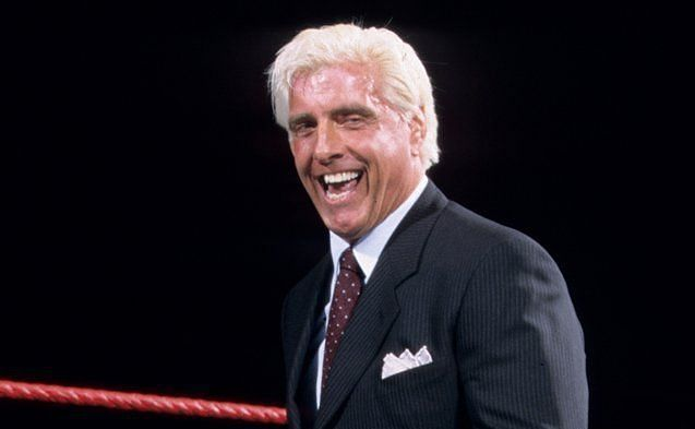 Ric Flair spent several more years in WWE (Credit: WWE)