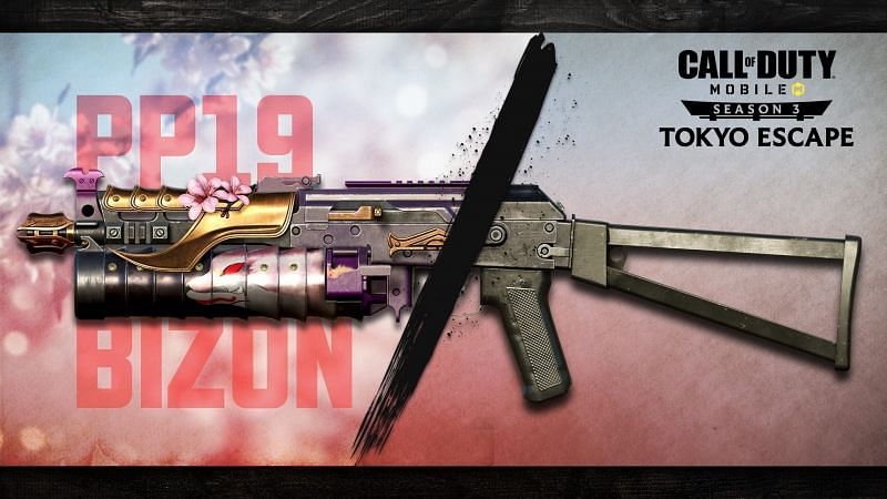 The base version of PP19 Bizon can be unlocked at Tier 21 of COD Mobile