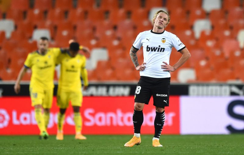 Valencia CF v Cadiz CF - La Liga