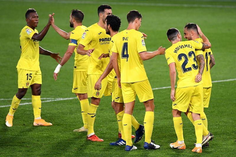 Villarreal take on Deportivo Alaves this week