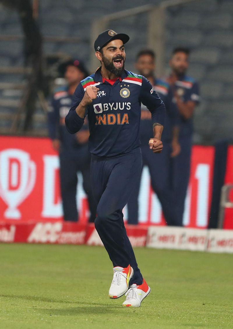 Virat Kohli is the highest run getter in the history of IPL