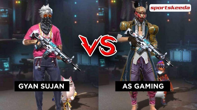 Gyan Sujan vs AS Gaming