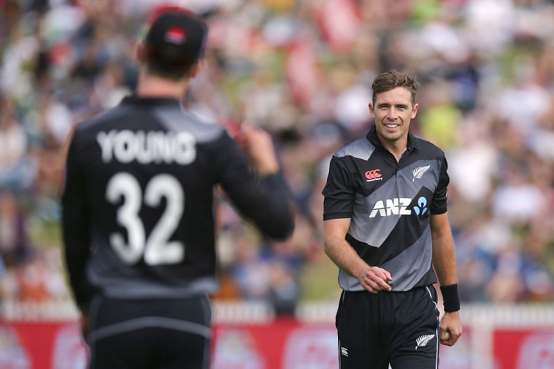 Tim Southee was the most successful bowler in the New Zealand vs Bangladesh T20I series