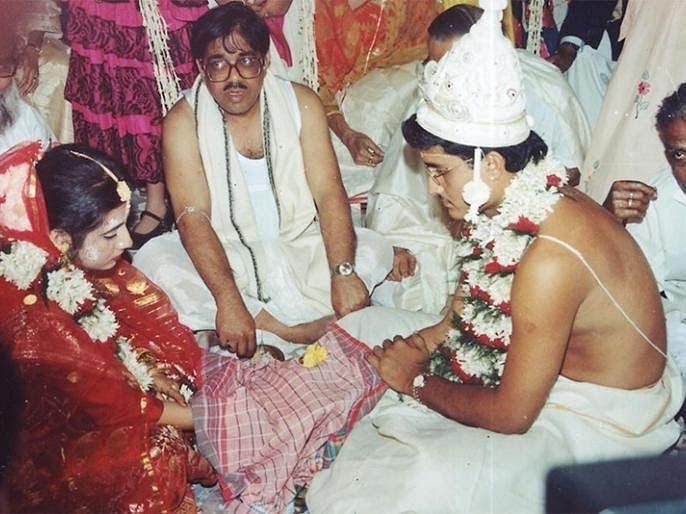 Sourav Ganguly Wedding Photos