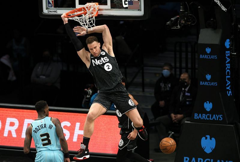 Blake Griffin of the Brooklyn Nets