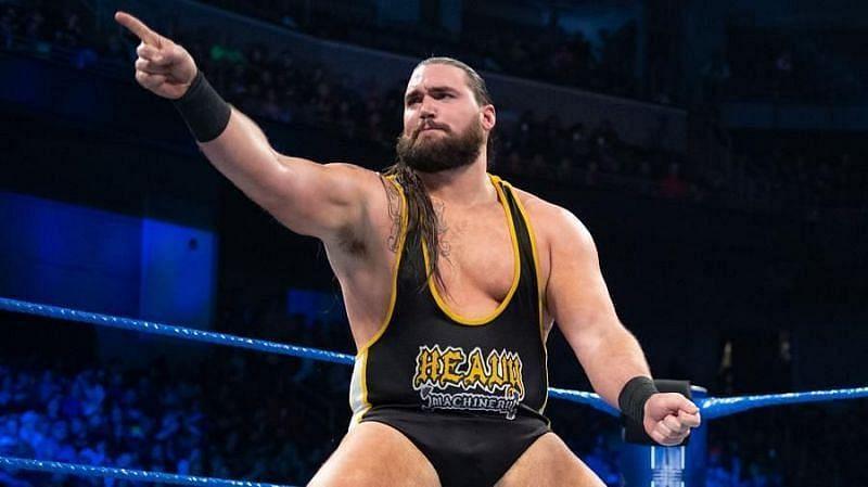 Tucker was released by WWE last week.