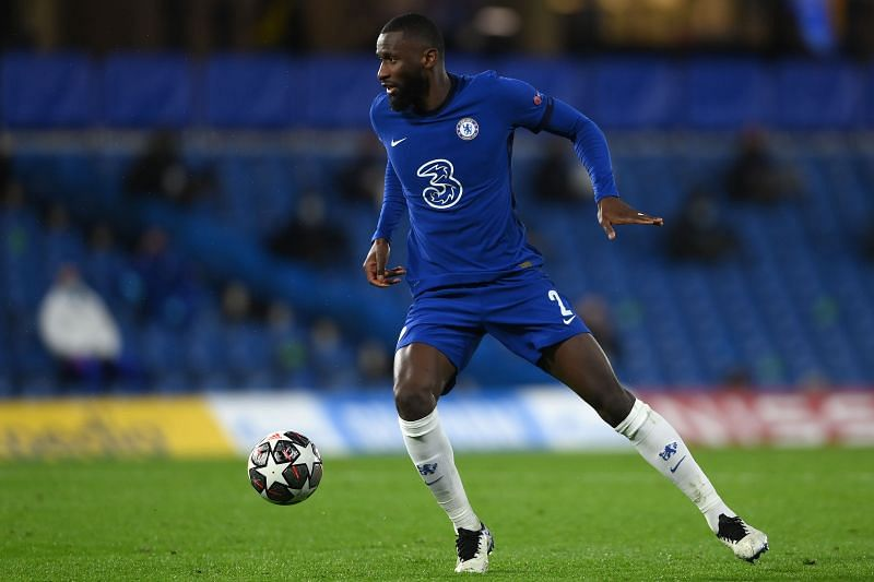 Rudiger will be at the heart of the Chelea defense
