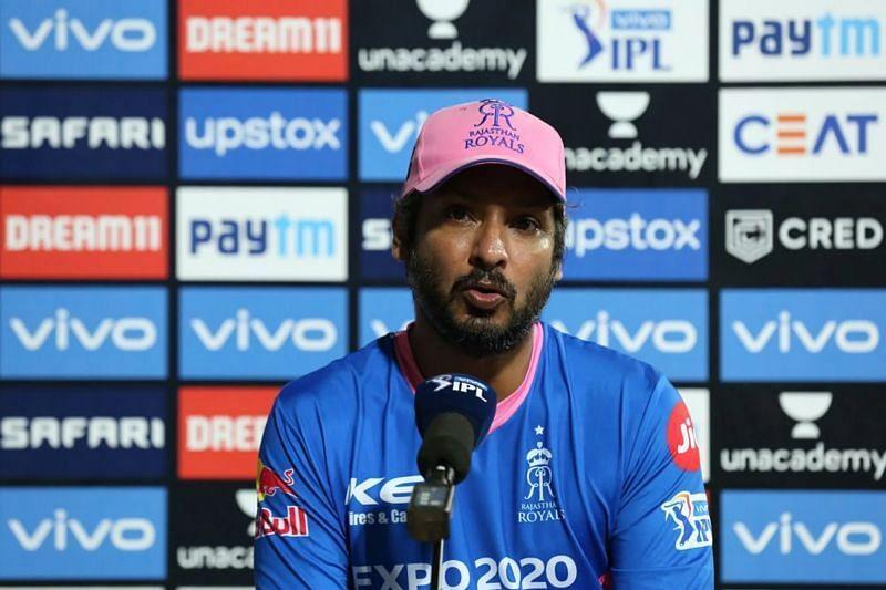 Kumar Sangakkara Pic: IPLT20.COM