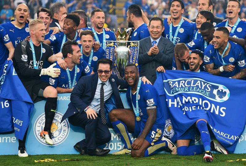 Leicester City won the Premier League beating all odds