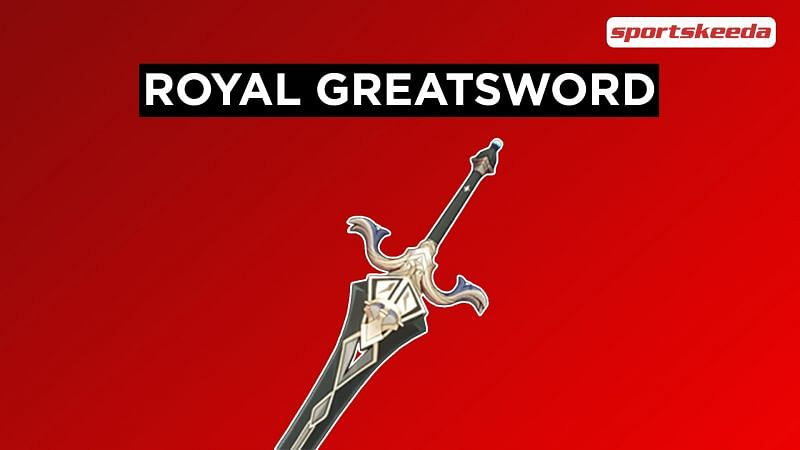 Genshin Impact April Starglitter shop: Is the Royal Greatsword worth investing