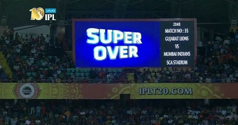 The IPL has witnessed a total of 13 Super Overs so far, with 4 coming in the 2020 edition itself.