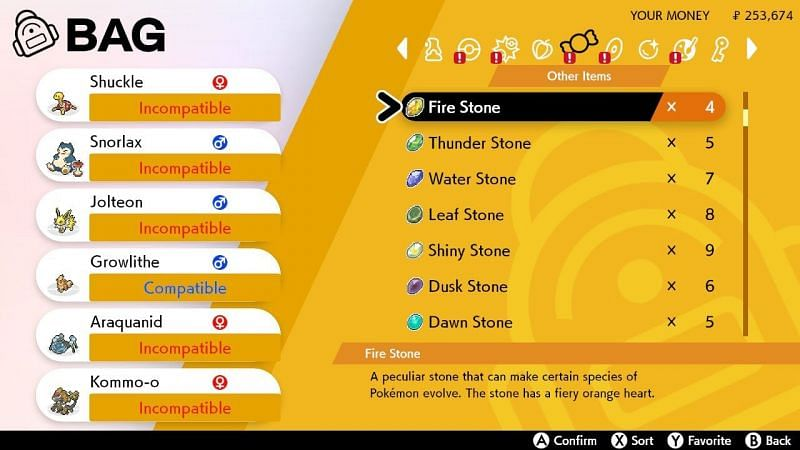 Requirements to catch Arcanine in Pokemon Sword and Shield
