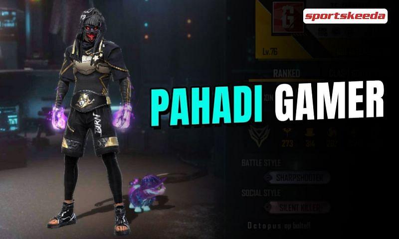 Pahadi Gamer