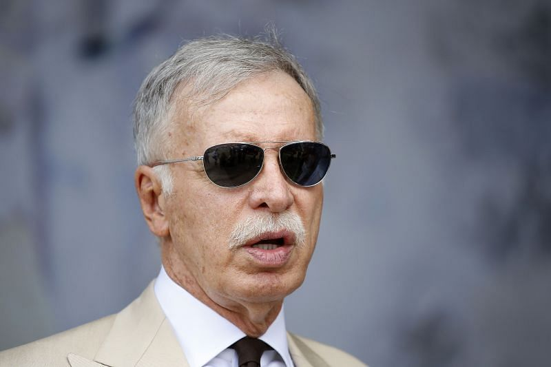 Los Angeles Rams owner Stan Kroenke