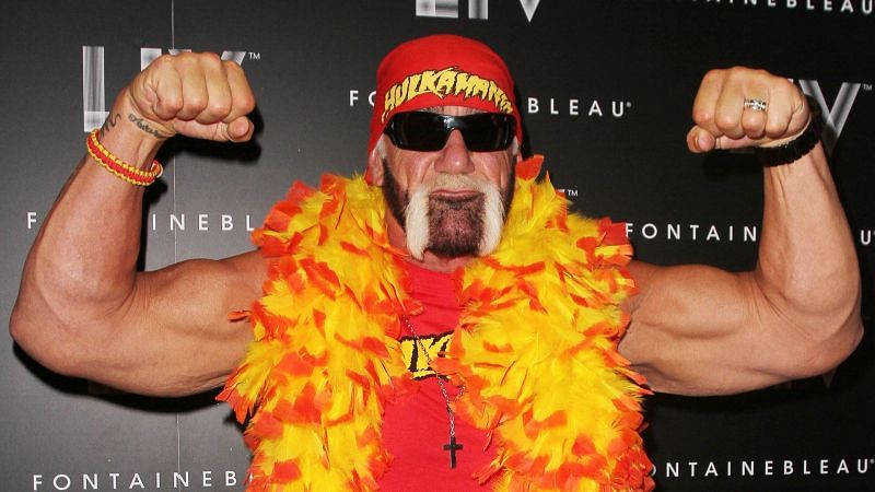 Hulk Hogan made some tough choices when picking his winners