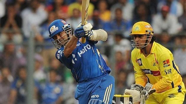 Sachin Tendulkar enjoyed playing against CSK (Source: IPL)
