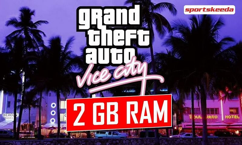 Best games like GTA Vice City for 2 GB RAM Android devices