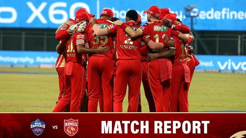 PBKS have won 1 and lost 2 matches in IPL 2021 so far