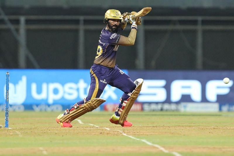 Dinesh Karthik has a brilliant record against the Rajasthan Royals (Image Courtesy: IPLT20.com)