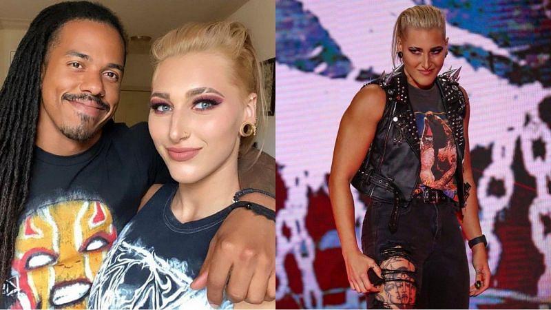 रिया रिप्ली WrestleMania 37 में असुका को हराकर नई Raw विमेंस चैंपियन बनीं।