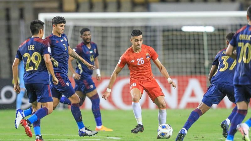 FC Goa are second in Group E with two points from two games. (Image: AFC)