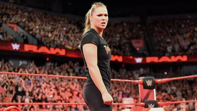 रोंडा राउजी(Ronda Rousey)