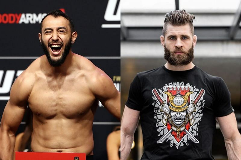 UFC Fight Night: Dominick Reyes vs. Jiri Prochazka [Image credit for Jiri Prochazka: Instagram]