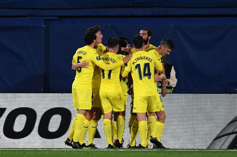 Villarreal secured a 2-1 victory at home against Arsenal.